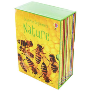 Set de carti pentru copii - Beginners Boxset: Nature - Usborne