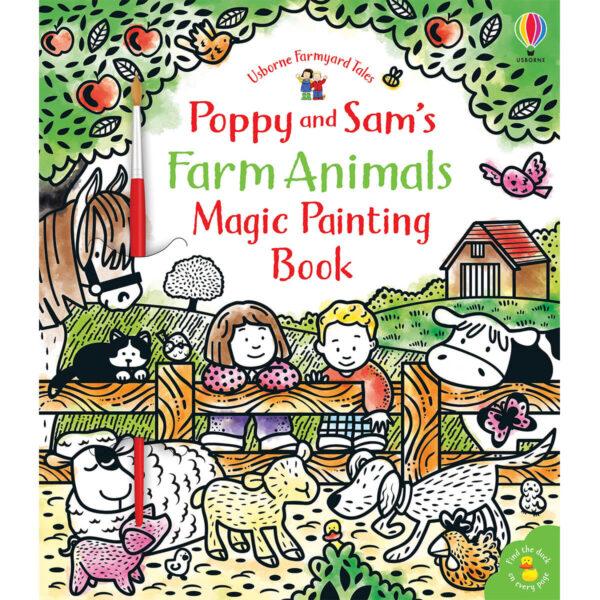 poppy sam's magic painting