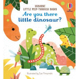 Carte pentru copii - Are You There Little Dinosaur? - Usborne