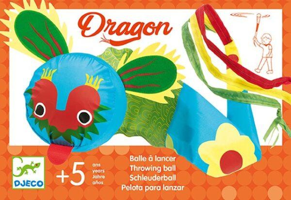 Joc de indemanare - Prinde Dragonul zburator - Djeco