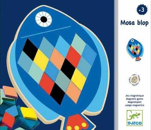 Puzzle mozaic - Pesti - Djeco