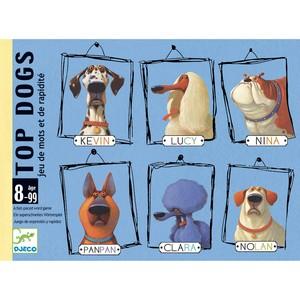 Joc de strategie - Top Dogs - Djeco