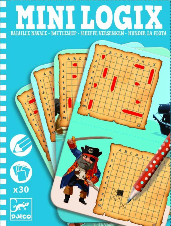 Joc Mini logix - Batalie - Djeco