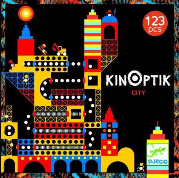 Joc de conctruit si animatie - Kinoptik Oras - Djeco