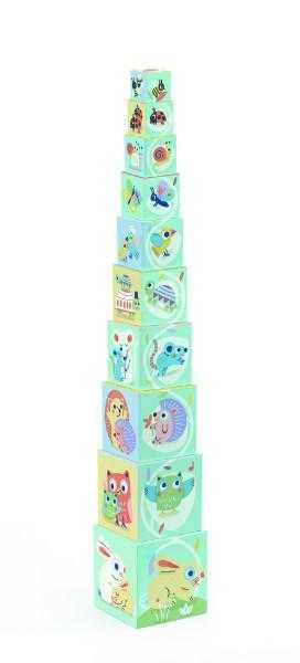 Turn de construit - Baby Bloki - Djeco