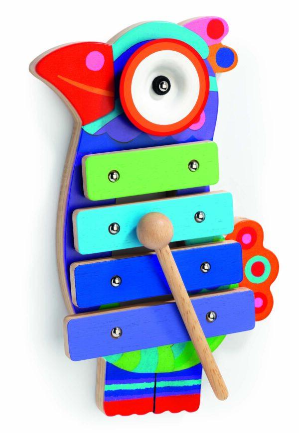 Instrument muzical - Xilofon Kikou Coco - Djeco