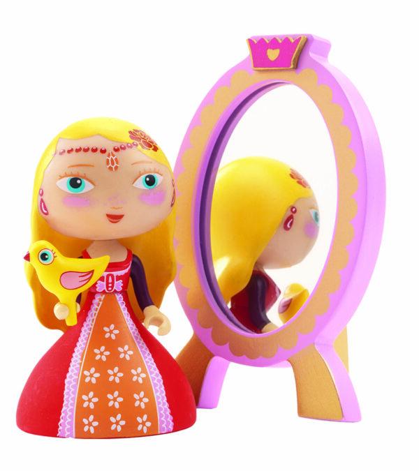 Figurina pentru joc de rol - Printesa Nina - Djeco