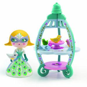Figurina pentru joc de rol - Printesa Colomba - Djeco