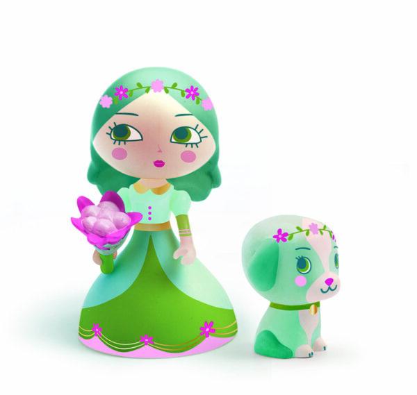 Figurina - Printesa Luna & Blue - Djeco