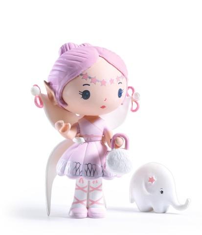 Printesa roz - Elfe si Bolero - Djeco