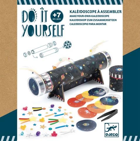 Set creativ DIY - Cum sa creezi un caleidoscop - Djeco