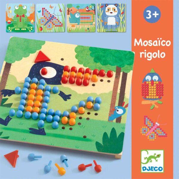 Joc creativ - Mosaic rigolo - Djeco