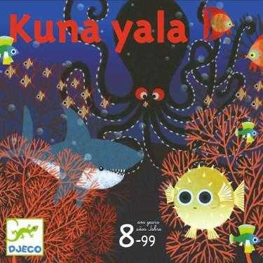 Joc de strategie - Kuna yala - Djeco
