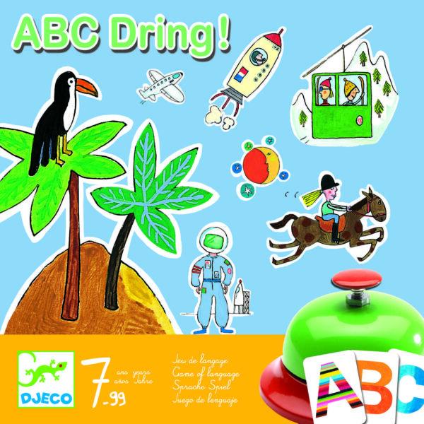 Joc de societate - ABC dring - Djeco