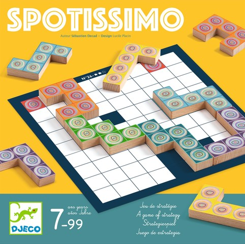 Joc tactic - Spotissimo - Djeco