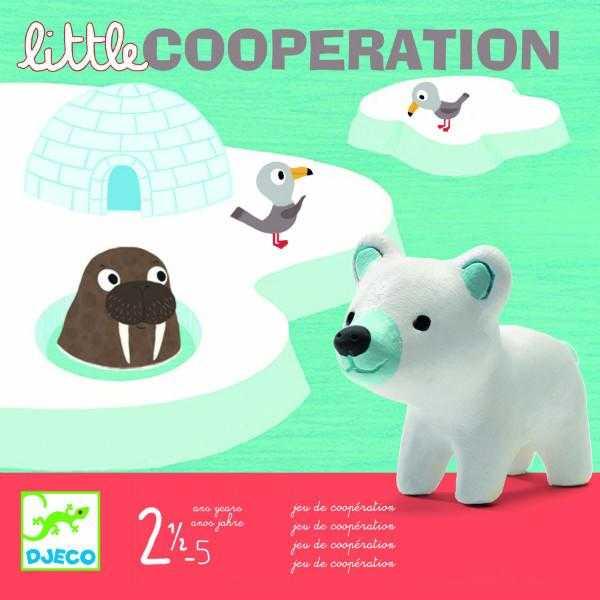 Joc educativ - Mica cooperare - Djeco
