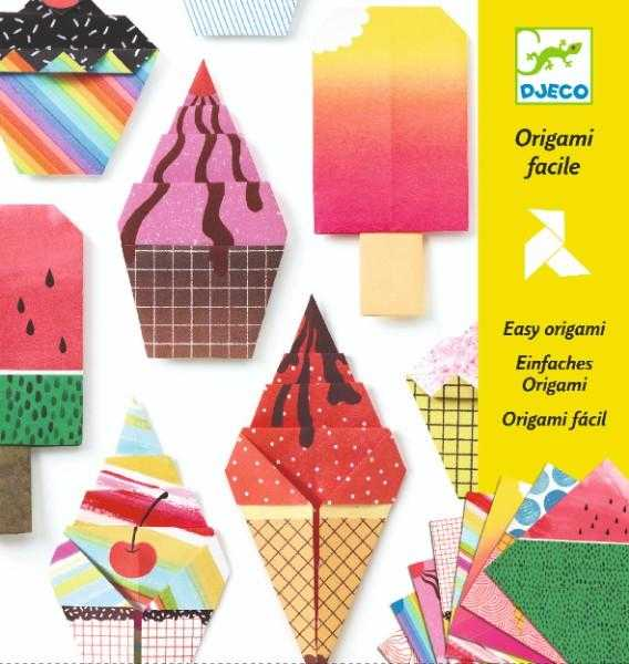 Joc origami - Inghetata - Djeco