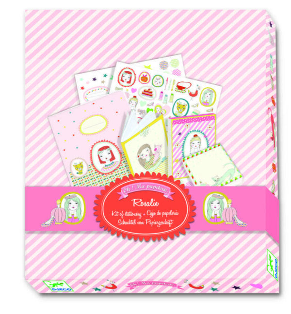 Agenda personalizata - Rosalie -Djeco