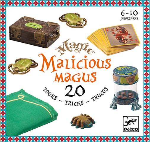 Colectia magica - Malicious Magus - Djeco