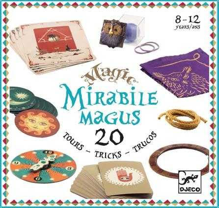 Colectia magica - Mirable Magus - Djeco