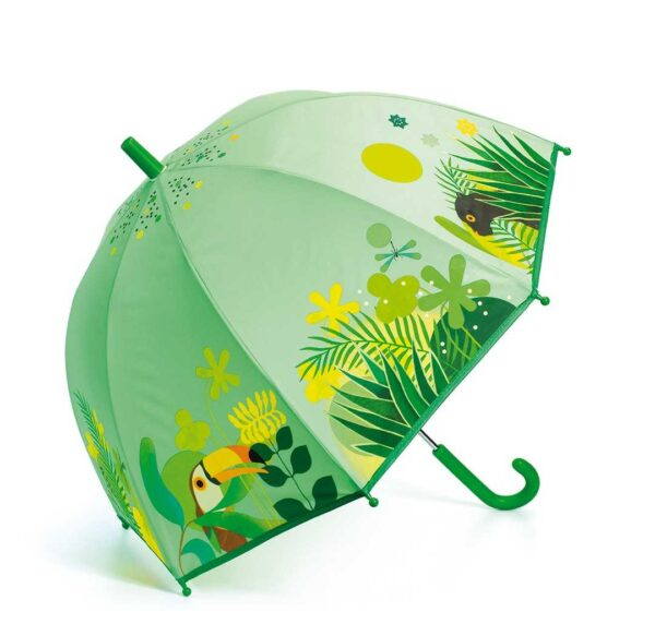 Umbrela colorata - Jungla - Djeco