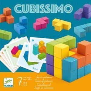 Joc de logica - Cubissimo - Djeco