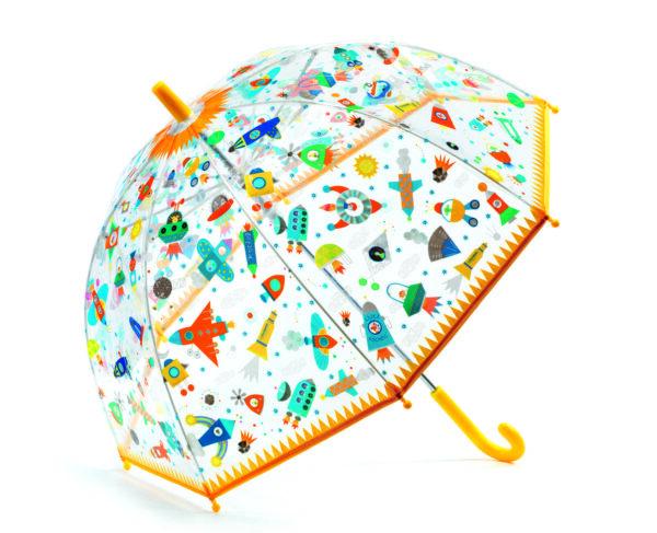 Umbrela colorata - Nave si vehicule in zbor - Djeco