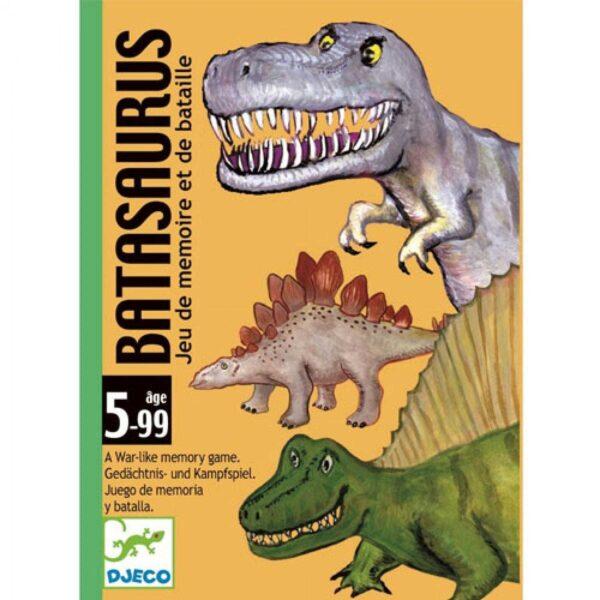 Joc de memorie - Batasaurus - Djeco