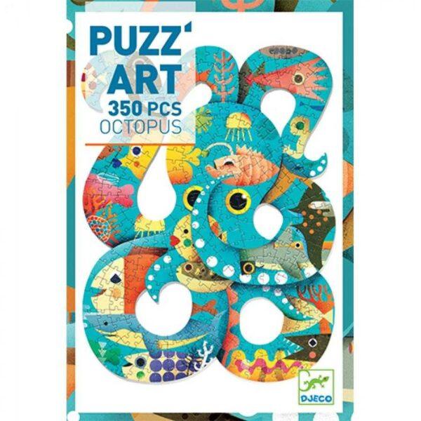 Joc de gandire - Puzzle Octopus - Djeco