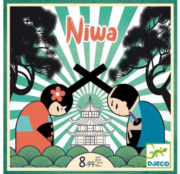 Joc de strategie - Niwa - Djeco