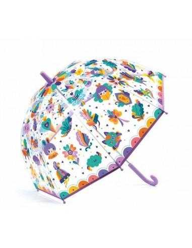 Umbrela colorata - Curcubeu - Djeco