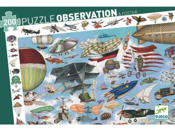 Puzzle - Aero Club - Djeco