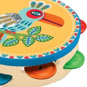 Instrument muzical - Tamburina - Djeco