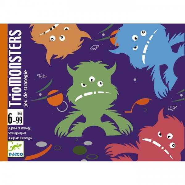 Joc de strategie - TrioMonsters - Djeco