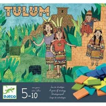 Joc de strategie - Tulum - Djeco