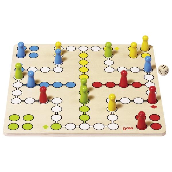 Joc de societate - Ludo - Goki