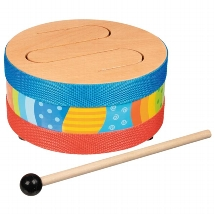 Instrument muzical - Toba din lemn - Goki