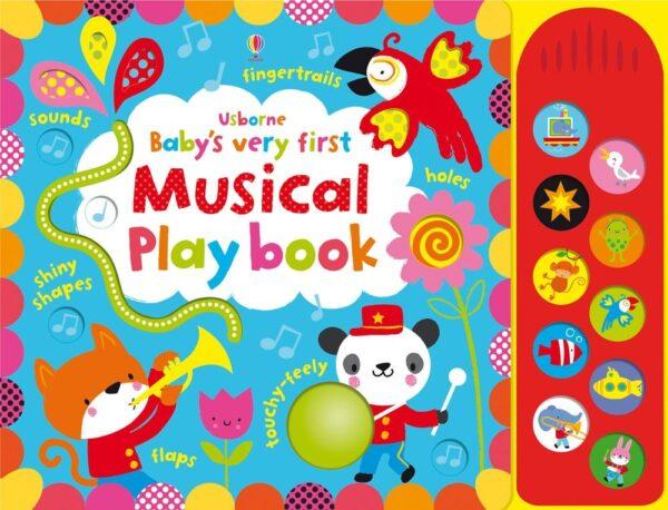 carte copii first musical playbook