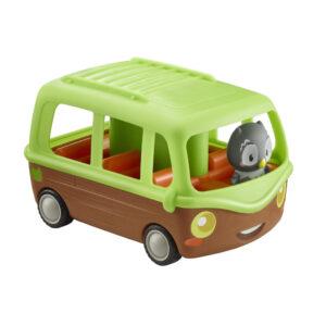 Set joc de rol si imaginatie - Adventure Bus - Klorofil